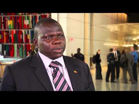 Uganda and the World Bank's Goal to End Poverty - Adyeeri