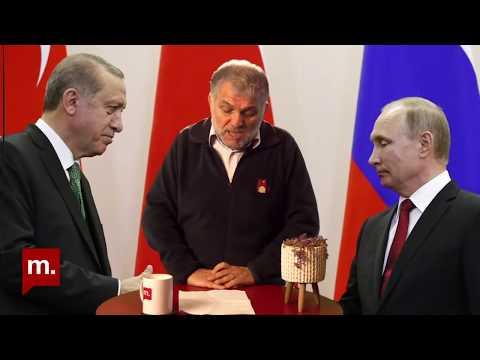 Erdoğan Putin'i Karşısına Alabilir Mi?