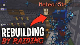 HOW TO REBUILD BY MAKING FACTIONS RAIDABLE... | Minecraft HCF