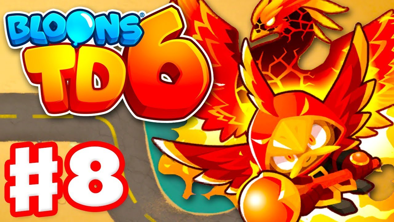 Bloons TD 6 Walkthrough and Guide Part 5 to 8 – Marvin Games