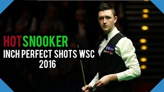 Inch Perfect Shots World Snooker Championship 2016