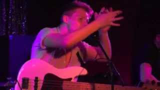 The Crookes - Backstreet Lovers - live Atomic Café Munich 2014-05-12