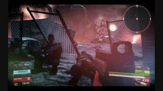 FPS Terminator (UDK) - Gameplay