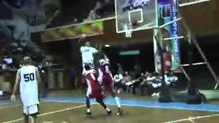 Так надо играть в баскетбол