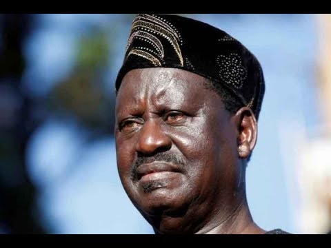 Raila Odinga makes maiden trip to South Sudan as official peace envoy