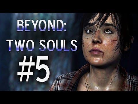 Super Best Friends Play Beyond Two Souls (Part 5)