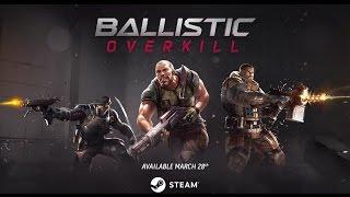 BALLISTIC OVERKILL - Game Download (Ballistic Overkill by Aquiris Game Studio 2017)