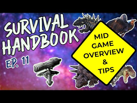 9 Mid Game Tips That You NEED To Know | Survival Handbook Ep.11 | Ark: Survival Evolved