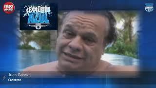 ¡Juan Gabriel está vivo! Y los invita a la Explosión Azul 2019 - PradomaníaTV