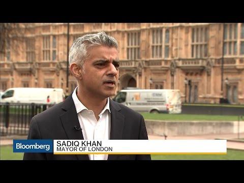 EU Citizens in U.K. Need Reassurance, Says London's Khan