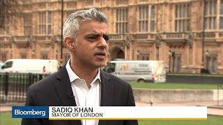 EU Citizens in U.K. Need Reassurance, Says London's Khan