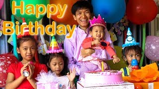 Happy Birthday One Year Old