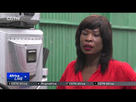 'Robocops' solving traffic problems in cities across DR Congo