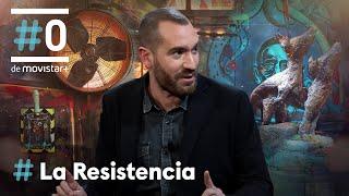 LA RESISTENCIA - ¿Qué pasa? Que casi le pegan a Jorge Ponce por la calle   #LaResistencia 02.02.2021