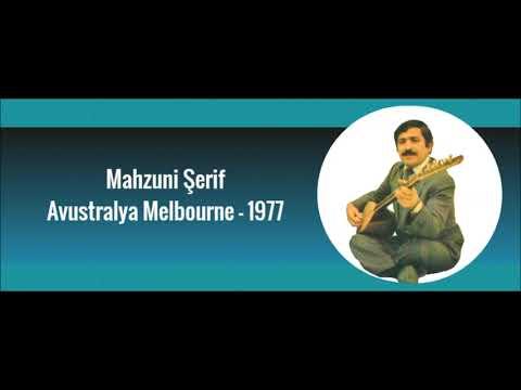 Mahzuni Şerif - Melbourne 1977 Özel Ev Kaydı (6 Türkü)