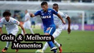 Cruzeiro x Santos - Gols & Melhores Momentos - Copa do Brasil