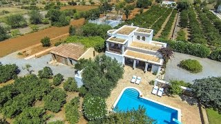CAN PADDLE - Country house for rent in San Carlos Ibiza | EIVILLAS.com