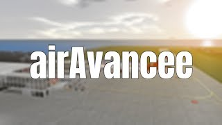 ROBLOX | airAvancee Boeing 757-200 Flight
