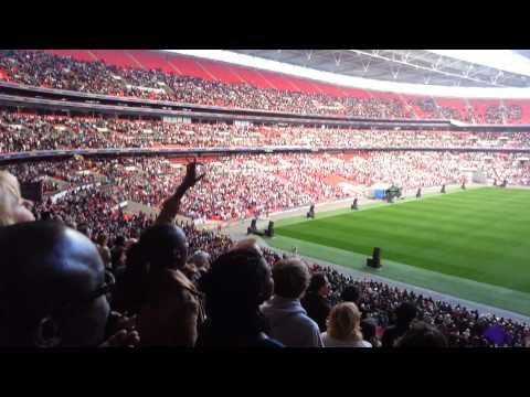 NATIONAL DAY OF PRAYER @ WEMBLEY NATIONAL STADIUM, LONDON ,UK