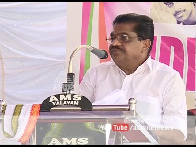 Jishnu Pranoy's dead : VM Sudheeran flay's Pinarayi Vijayan