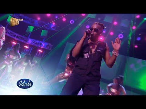 Showstopper: ZanoThando – 'Loyal' – Idols SA | S16 | Live Shows | Mzansi Magic