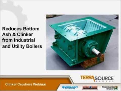 Clinker Crushers - TerraSource Global Webinar Series