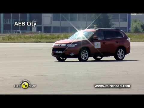 Euro NCAP Testing Crash Avoidance Systems