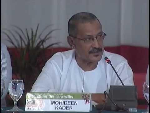 Hasil carian imej untuk Mohideen Abdul Kader