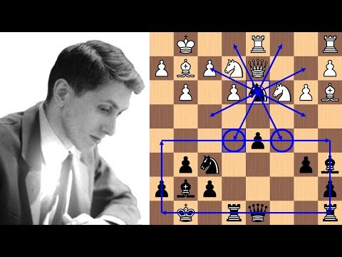 bobby-fischer's-21-move-brilliancy