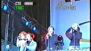 No Angels  - Faith Can Move A Mountain (live in Stuttgart 2003)