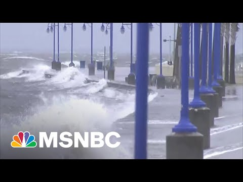Hurricane Ida Intensifies As Category 4 Hurricane, Sustained Winds Hit 155 mph
