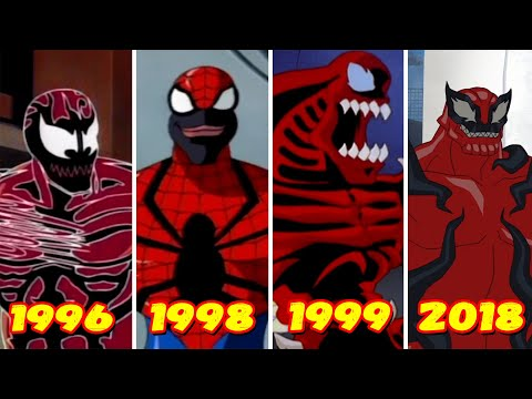 Эволюция Карнажа (1996-2018)