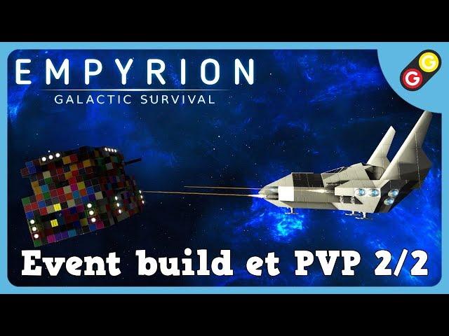 Empyrion - Event build et PVP 2/2 [FR]
