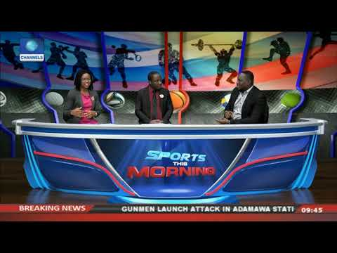 Nigeria And 2018 World Cup Preparation In Focus Pt.2  Sports This Morning 