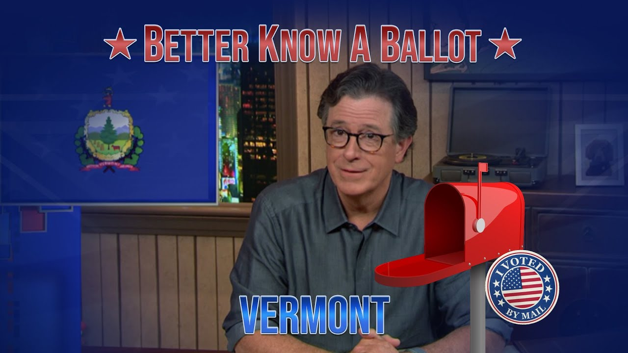 "Vermont, Confused About Voting In The 2020 Election? ""Better Know A Ballot"" Is Here To Help!"
