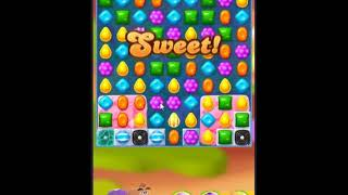 Candy Crush Friends Saga Level 324 - NO BOOSTERS 👩‍👧‍👦 | SKILLGAMING ✔️