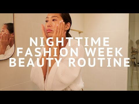 Nighttime Beauty Routine  Aimee Song
