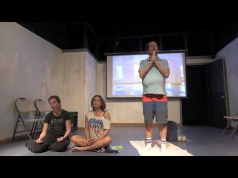 Paul Giamatti Teaches Meditation Class