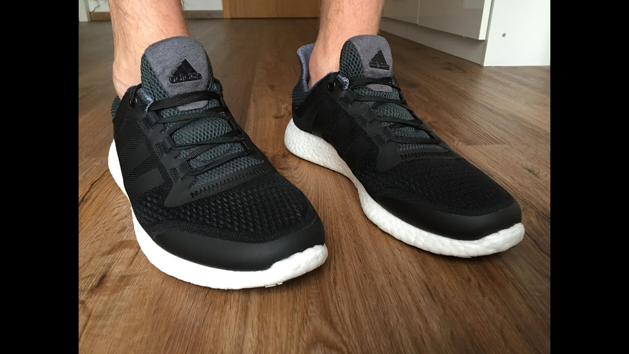 adidas pure boost 2 black
