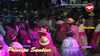 Felipe Coarite Principe Sandino En vivo 2015 Catavi #6 (Bolivia Online©)