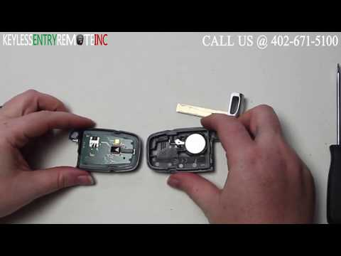 how to replace hyundai sonata 2015 key fob battery no. Black Bedroom Furniture Sets. Home Design Ideas