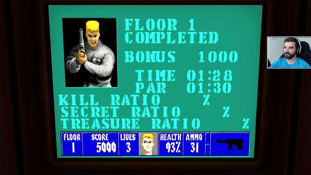 Wolfenstein II #9 – KONIEC