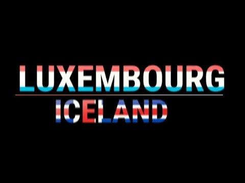 20160103 Novotelcup men Luxembourg vs Iceland