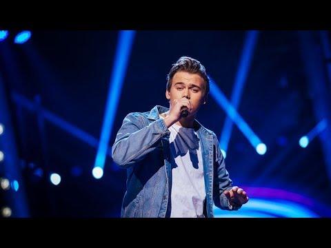 William Segerdahl: Från balkongen - Oskar Linnros - Idol Sverige (TV4)