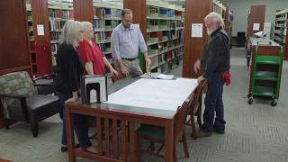West Waco Library Receives Cemetery Maps