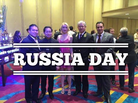 Russia Day Dusit Thani Mayuree Ballroom Makati Metro Manila Philippines by HourPhilippines.com