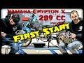 Πήρε Μπροστά !! | Crypton X 289cc Project