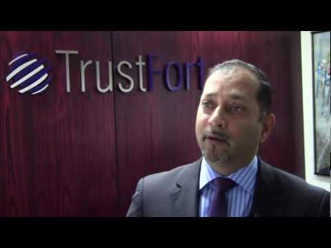 How TrustFort makes financial service companies more efficient