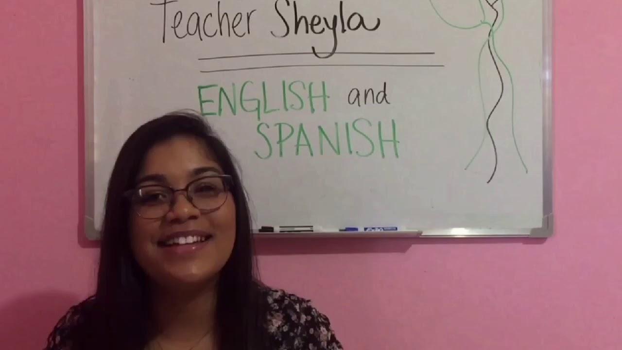 Learn online with Teacher Sheyla on italki