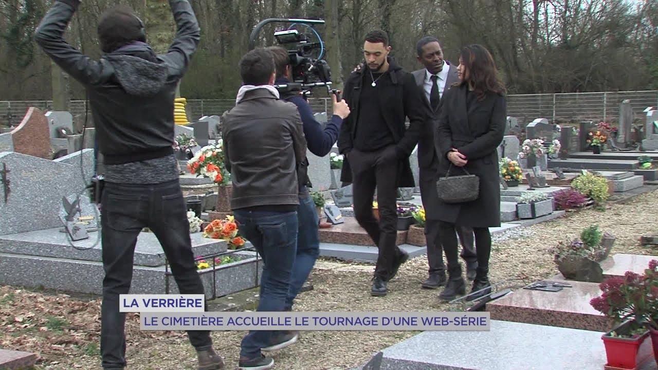 Yvelines   Le cimetière de La Verrière accueille le tournage d'une web-série
